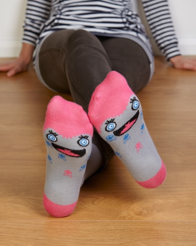 Miko Sock. Photo © Chatty Feet